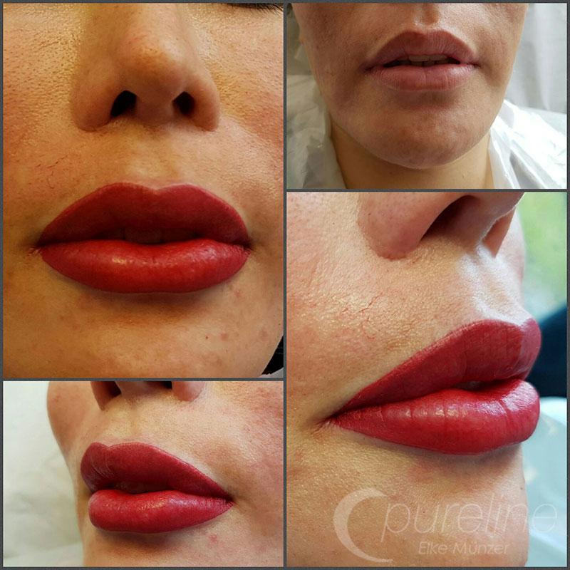 Ganz und zu Extrem Permanent Make-Up by Beauty-Bonn (Pureline) @EJ_33