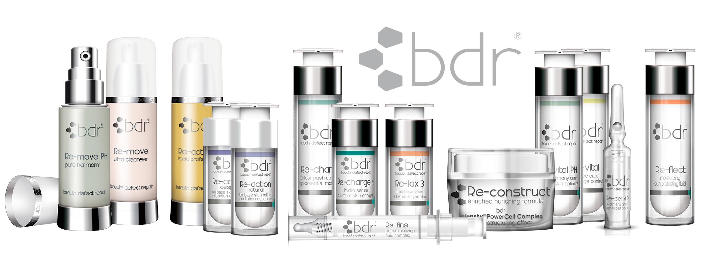 Facelift Bonn bdr Produkte auf einem Bild