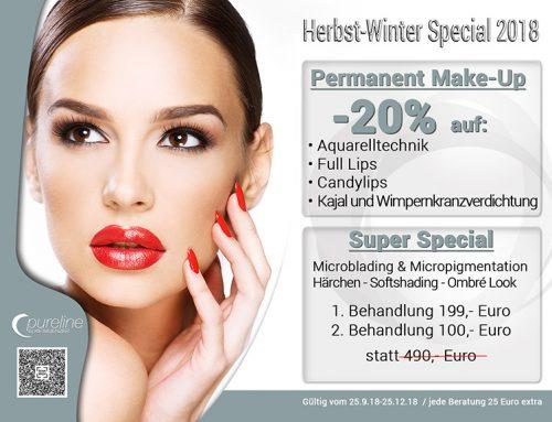 Kosmetik Angebote Bonn – Herbst / Winter 2018