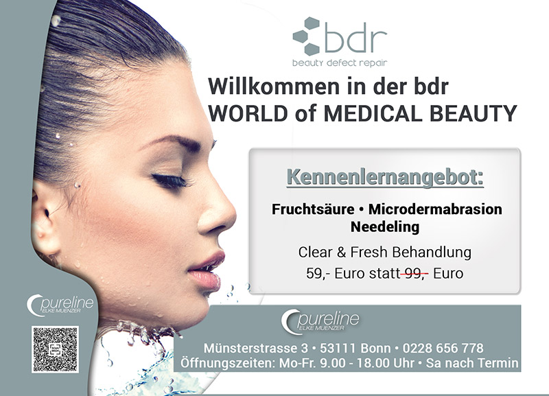 Beauty Bonn-Pureline- Kosmetik Angebot Bonn - Herbst / Winter 2018 2