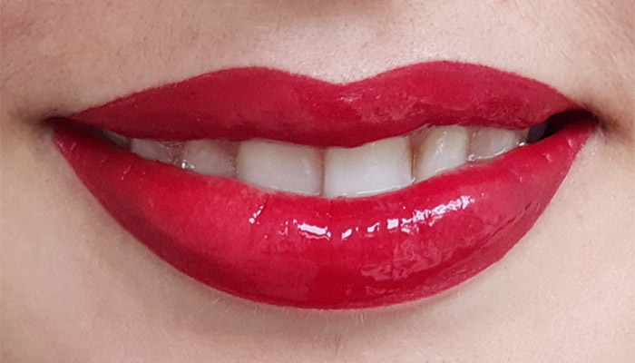 Permanent Make Up Lippen Ombre Lips
