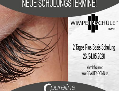 2 Tages Basis Wimpern Schulung am 23.05. und 24.05.2020 – Beauty Bonn