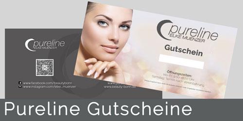 Shop Pureline Gutscheine