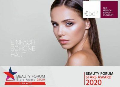 Facelift Bonn Pureline Auszeichnung vom Beauty Forum 2020